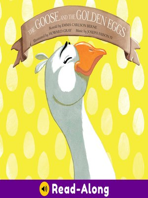 cover image of The Goose and the Golden Eggs