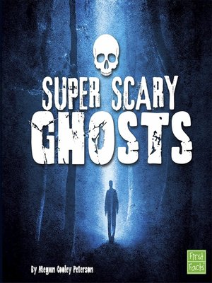 cover image of Super Scary Ghosts