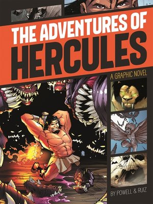 cover image of The Adventures of Hercules