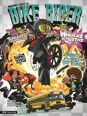 cover image of Wheelies of Justice
