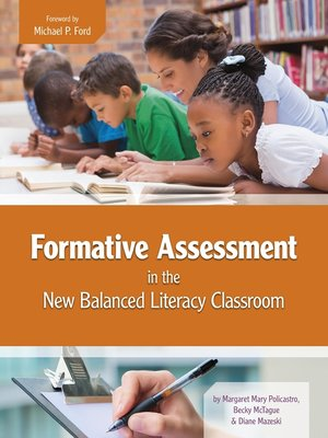 cover image of Formative Assessment in the New Balanced Literacy Classroom