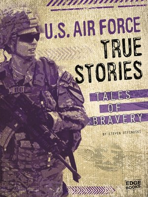 cover image of U.S. Air Force True Stories