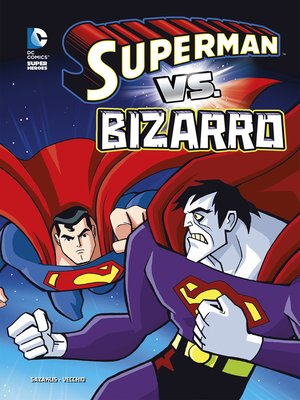 cover image of Superman vs. Bizarro