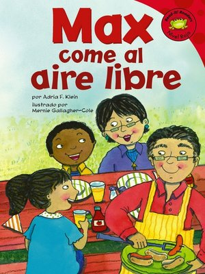 cover image of Max come al aire libre