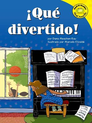 cover image of Que divertido!