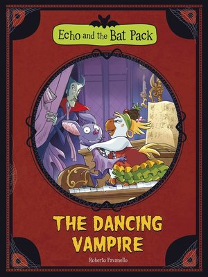 cover image of The Dancing Vampire