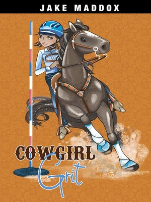 cover image of Cowgirl Grit