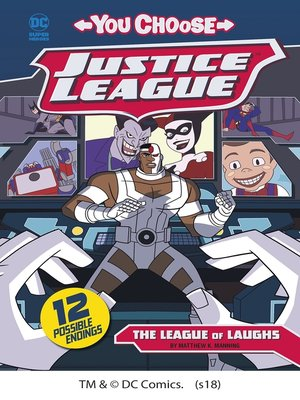 cover image of The League of Laughs