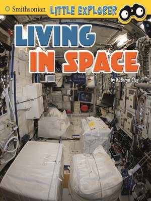 cover image of Living in Space