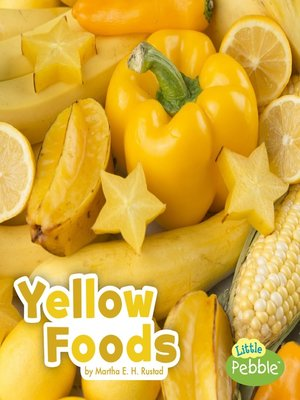 cover image of Yellow Foods