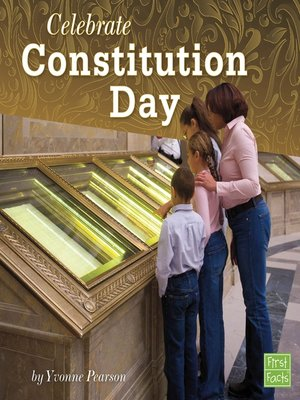 cover image of Celebrate Constitution Day