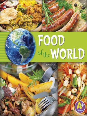 cover image of Food of the World