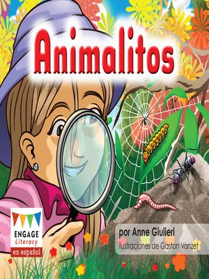 cover image of Animalitos