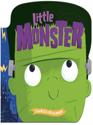cover image of Little Monster