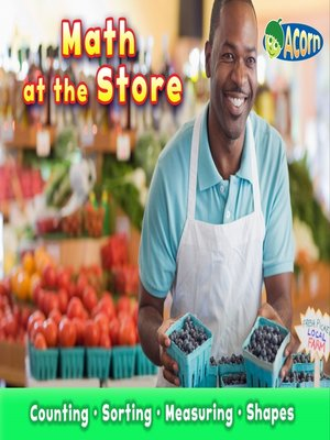 cover image of Math at the Store