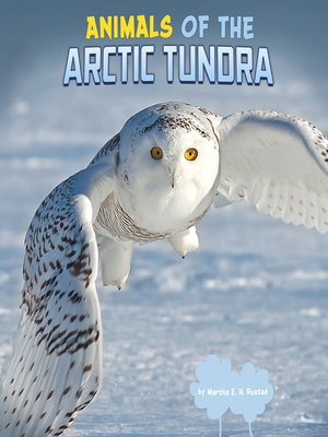 cover image of Animals of the Arctic Tundra