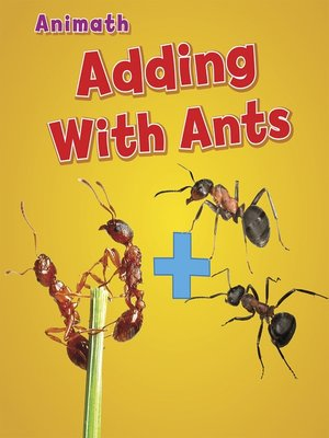 cover image of Adding with Ants