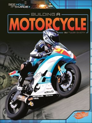 cover image of Building a Motorcycle