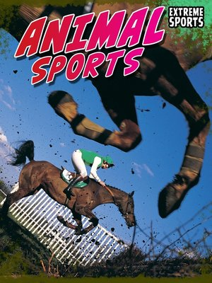 cover image of Animal Sports