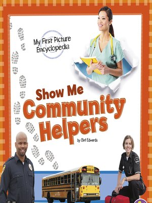 cover image of Show Me Community Helpers
