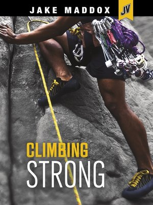 cover image of Climbing Strong