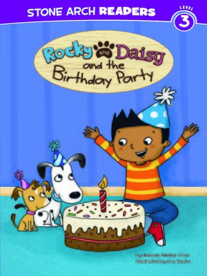 cover image of Rocky and Daisy and the Birthday Party