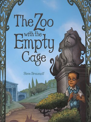cover image of The Zoo with the Empty Cage