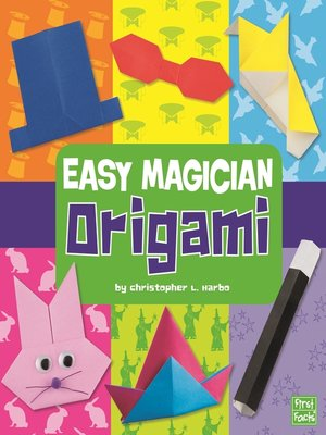cover image of Easy Magician Origami