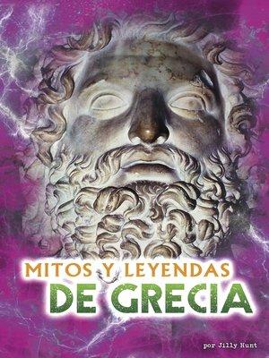 cover image of Mitos y leyendas de Grecia