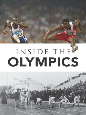 cover image of Inside the Olympics