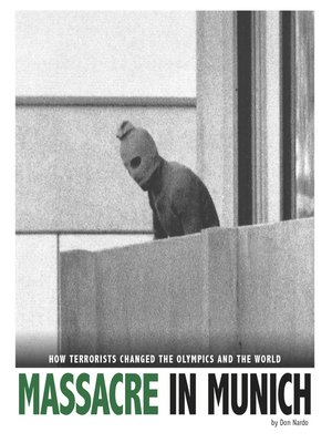cover image of Massacre in Munich