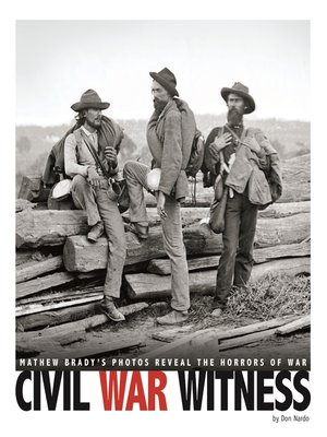 cover image of Civil War Witness