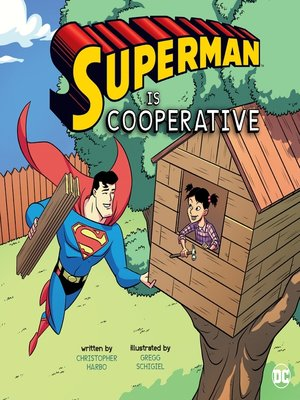 cover image of Superman Is Cooperative
