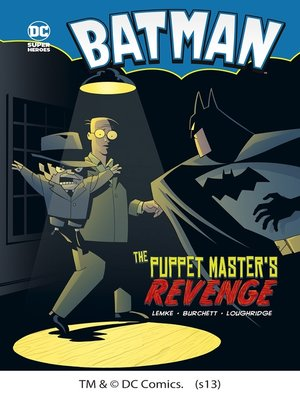 cover image of The Puppet Master's Revenge
