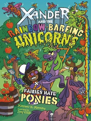 cover image of Fairies Hate Ponies