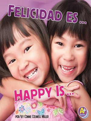 cover image of Felicidad es.../Happy Is...