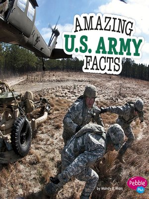 cover image of Amazing U.S. Army Facts