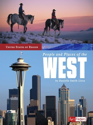 cover image of People and Places of the West