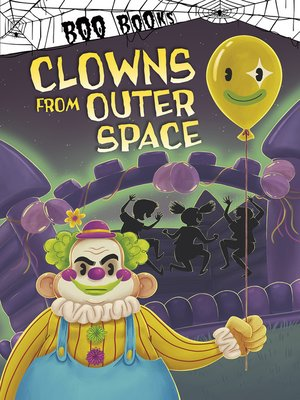 cover image of Clowns from Outer Space