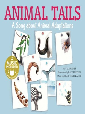 cover image of Animal Tails