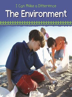 cover image of Helping the Environment