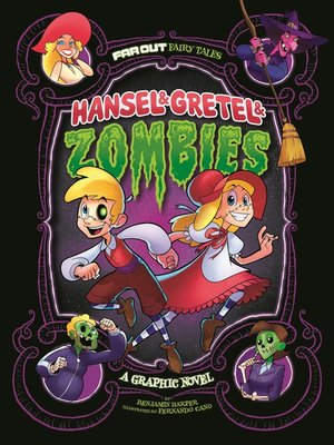 cover image of Hansel & Gretel & Zombies