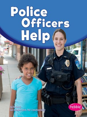cover image of Police Officers Help