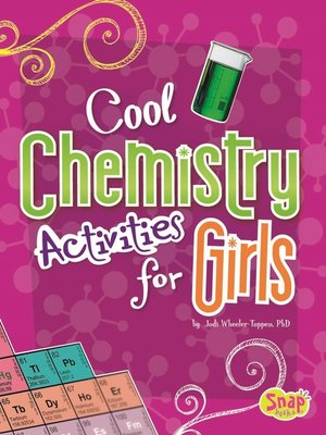 cover image of Cool Chemistry Activities for Girls
