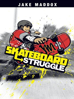 cover image of Skateboard Struggle