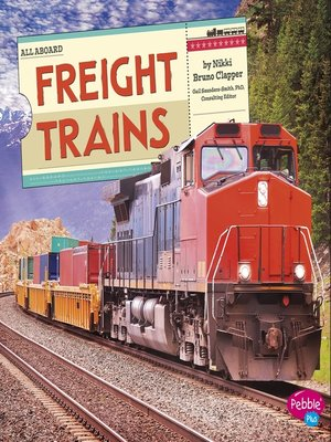 cover image of Freight Trains