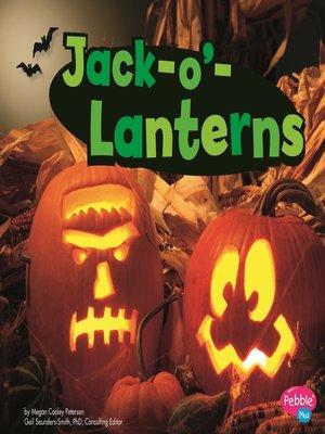 cover image of Jack-o'-Lanterns
