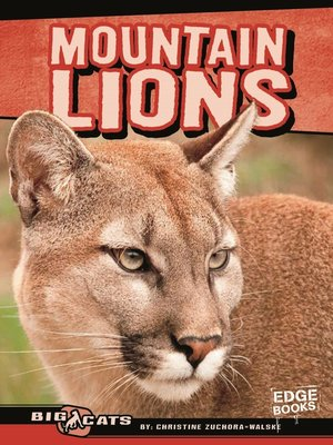 cover image of Mountain Lions