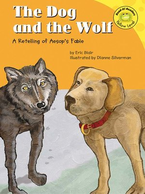 cover image of The Dog and the Wolf