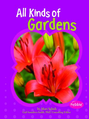 cover image of All Kinds of Gardens